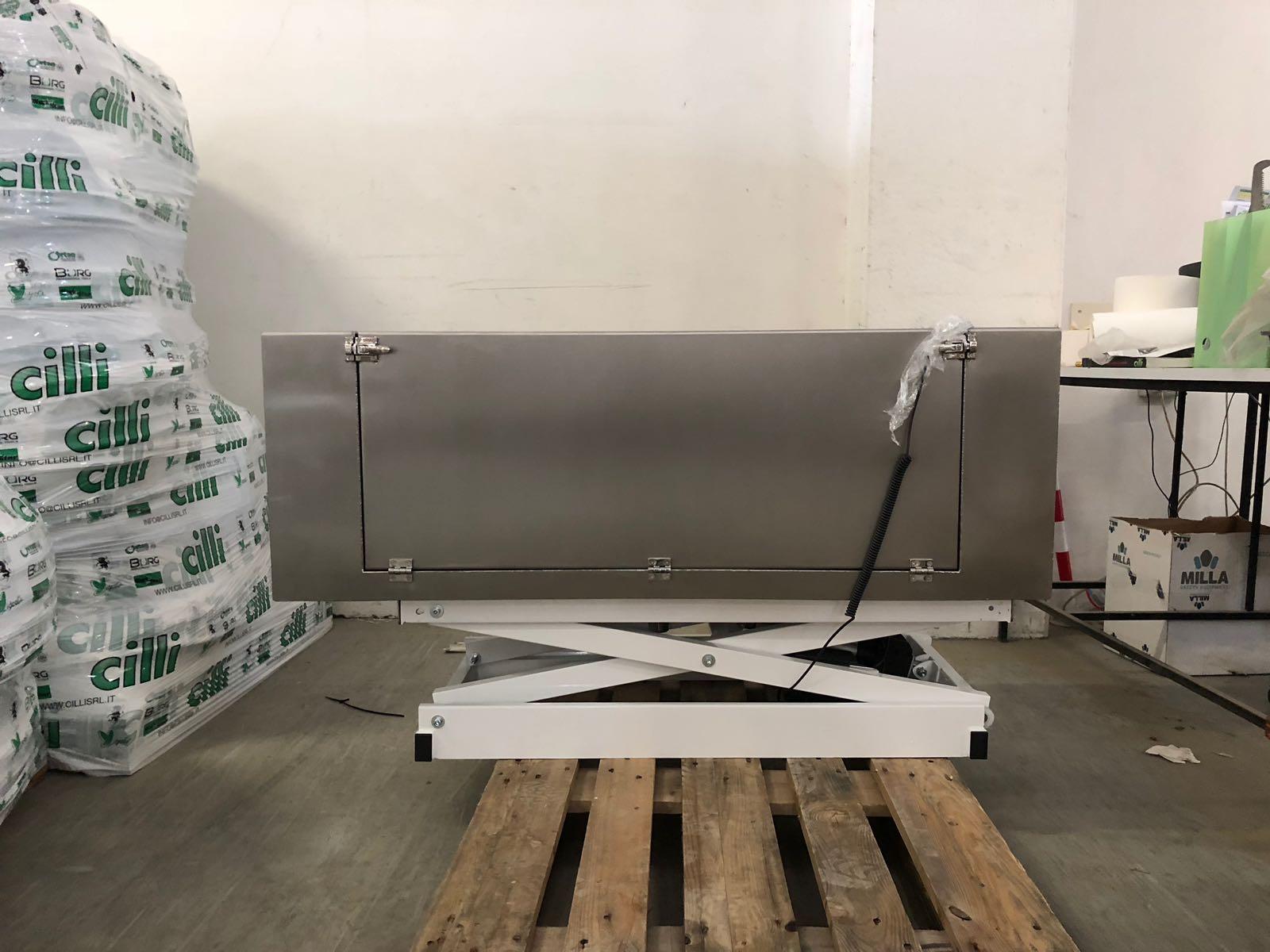 Vasca Da Toelettatura Cani : Vasca elettrica o idraulica con base a pantografo u mac pets